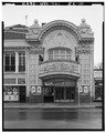 Al. Ringling Theatre, 136 Fourth Street, Baraboo, Sauk County, WI HABS WIS,56-BARAB,1-2.tif