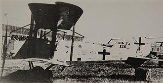 Albatros J.II - Image: Albatros J.II