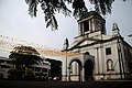 Albay Cathedral entrance side view.jpg