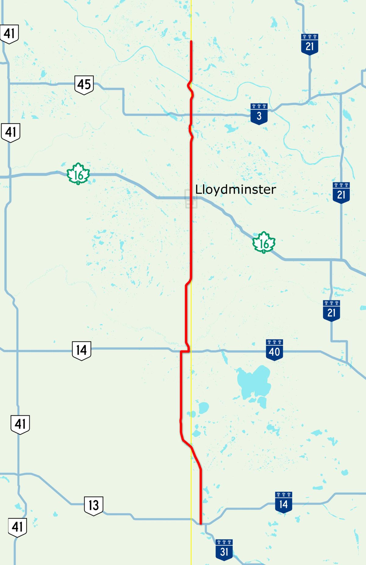 Highway 17 AlbertaSaskatchewan Wikipedia