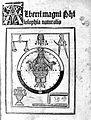 Albertus Magnus. Philosphia naturalis Wellcome L0006597.jpg