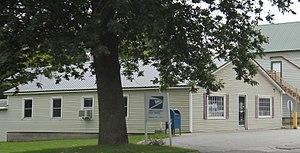 Alburgh (town), Vermont - Image: Alburg VT Post Office