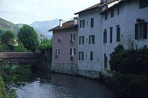 Aldudes - Nive River
