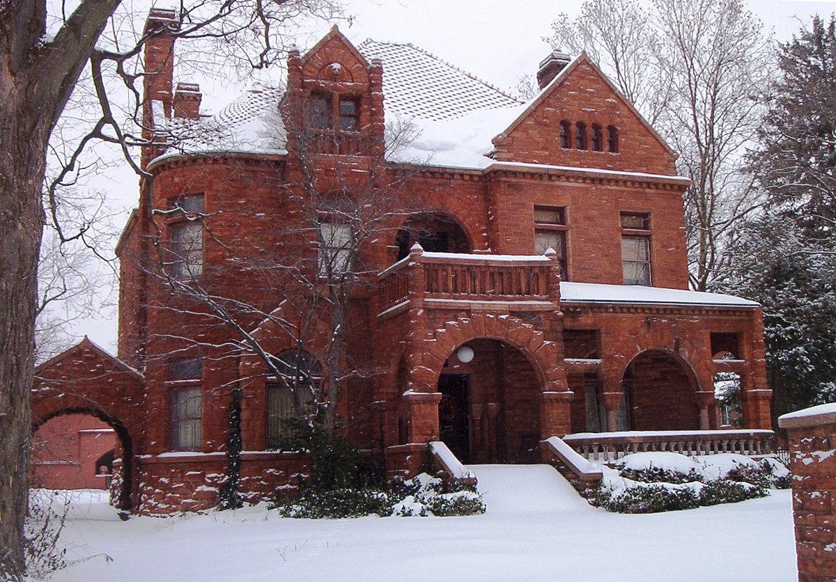 Alexander Brown House Wikipedia