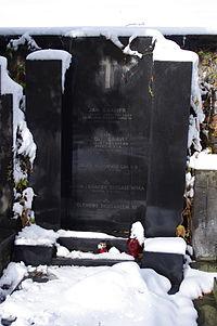 Alfons Emil Gravier (grób).JPG