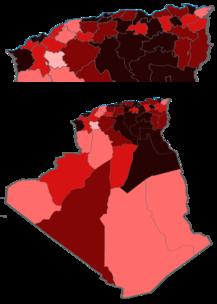 2020 coronavirus pandemic in Algeria Details of ongoing viral pandemic in Algeria