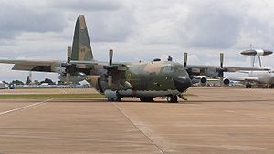 Algerian Air Force - C-130H Hercules in 2009