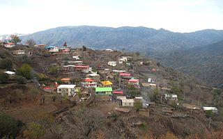 Alherd, Khoda Afarin village in East Azerbaijan, Iran