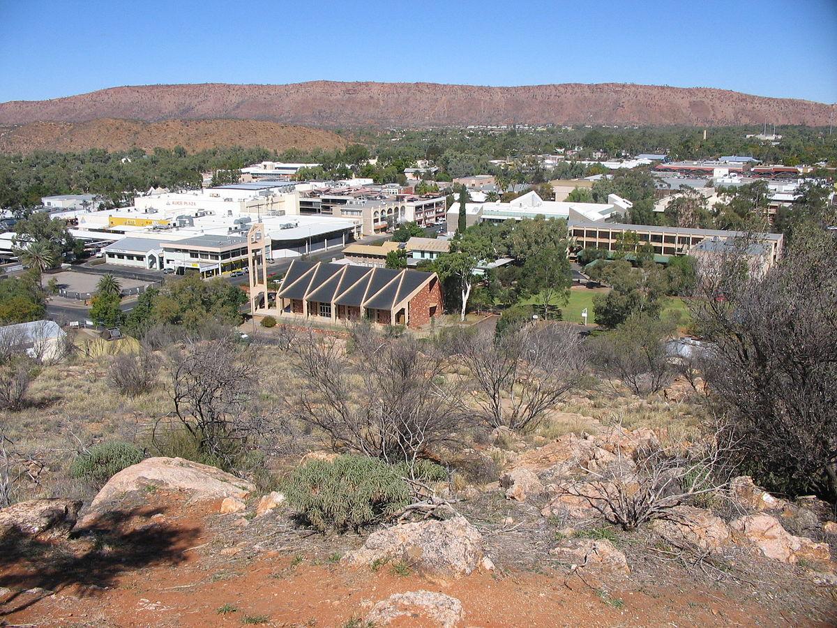 Fast Food Alice Springs