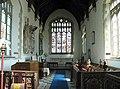 All Saints Church, Dickleburgh, Norfolk - Chancel - geograph.org.uk - 814563.jpg