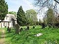 All Saints Church - churchyard - geograph.org.uk - 1267368.jpg