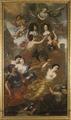 Allegori över konung Karl XIs och drottning Ulrika Eleonoras förening (David Klöcker Ehrenstrahl) - Nationalmuseum - 174870.tif