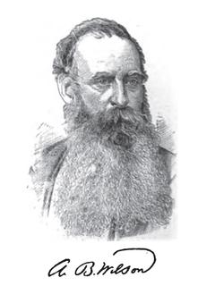 Allen B. Wilson American inventor