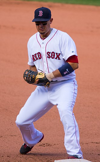 Allen Craig - Craig playing for the Boston Red Sox in 2014