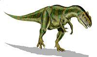 Rekonstrukce vzhledu druhu Allosaurus fragilis