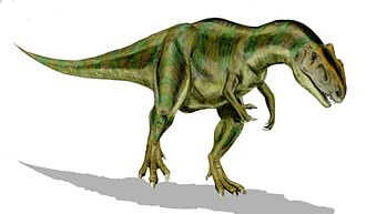 Tithonian - Allosaurus