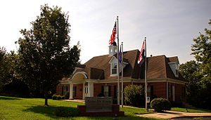 Alpha Phi Omega - APO-USA National Office, Independence, Missouri.