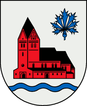 Altenkrempe - Image: Altenkrempe Wappen