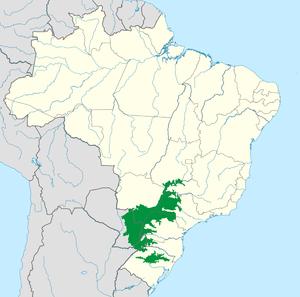 Alto Paraná Atlantic forests - Image: Alto Paraná Atlantic Forest