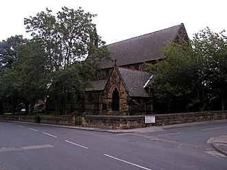 Altofts - The Church of St Mary Magdalene