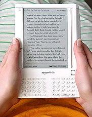 Amazon Kindle w działaniu
