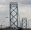 Ambassador Bridge - Detroit Port of Entry (8617304112) (cropped).jpg