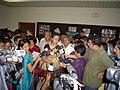Ambika Soni - Press Conference - Science City - Kolkata 2006-07-04 04839.JPG