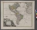 Americae mappa generalis - secundum legitimas projectionis stereographicae regulas ... - in lucem proferetibus Homannianis Heredibus. NYPL465241.tiff