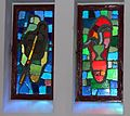 American Colony, Stained glass windows at Emanuel church IMG 2292.JPG