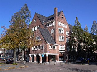 Apollobuurt - Image: Amsterdam Minervalaan