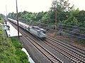 Amtrak through Churchmans Crossing.jpg