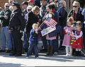An American boy waves a U.S. flag during a Veterans Day parade in Knoxville, Tenn., Nov. 11, 2011 111111-A-IL912-058.jpg