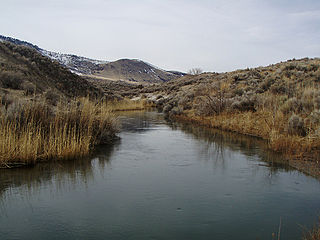 Ana River river in the United States of America