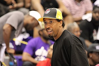 Andre Miller of the Denver Nuggets.