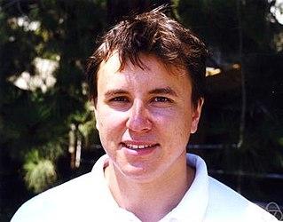 Andrei Okounkov Russian mathematician