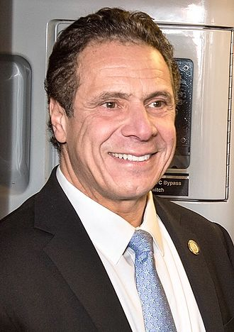 Governor of New York - Image: Andrew Cuomo 2017