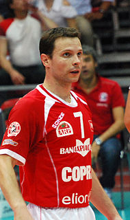 Andrey Zhekov Bulgarian volleyball player