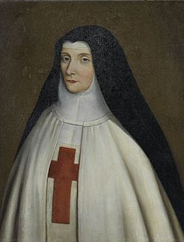 Angélique de Saint-Jean Arnauld d'Andilly abbess of Port Royal de Champs.JPG