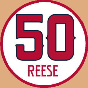 Jimmie Reese - Image: Angels Retired 50