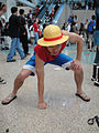 Anime Expo 2011 - Monkey D Luffy - One Piece (5917382511).jpg