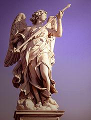 מלאח בגשר סנט אנג'לו-רומא