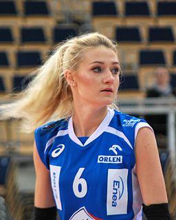 Anna Grejman Polish sportsperson