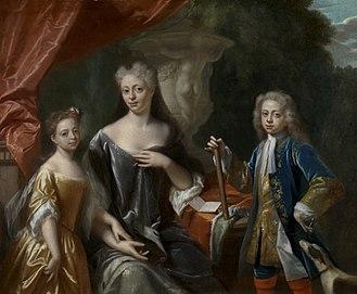 Princess Amalia of Nassau-Dietz - Image: Anna van Nassau Dietz