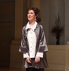 Anne Marie Mcdermott Wikipedia