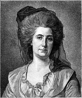 Anne-Catherine de Ligniville, Madame Helvétius French salon holder