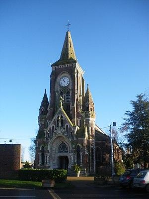 Annezin - The church of Annezin