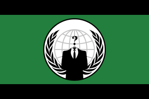This is the de-facto flag of the organization ...