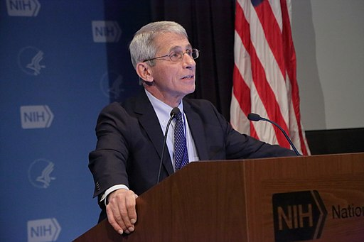 Anthony S. Fauci, M.D., NIAID Director (49673229463)