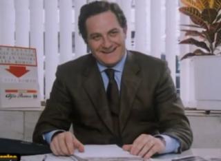Antonello Fassari Italian actor and comedian