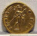 Antonino pio, aureo per marco aurelio cesare, 140-161 ca., 08.JPG